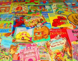 LARGE SIZE Childrens/Kids/Toddler/Daycare BOARD BOOK Lot FREE SHIPPING - $34.60