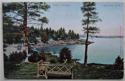 Primary image for 1907 PC Point Pleasant Park View, Halifax, N.S. #915