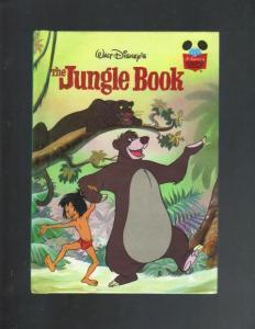 Walt Disney's Hardcover,The Jungle Book,1993, Like New,Grolier Book Club Edition