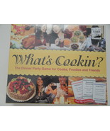What's Cookin'?  The Dinner Party Game. New in wrap - $15.00