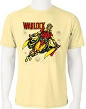 Adam Warlock Dri Fit graphic Tshirt moisture wicking superhero anime SPF tee image 1