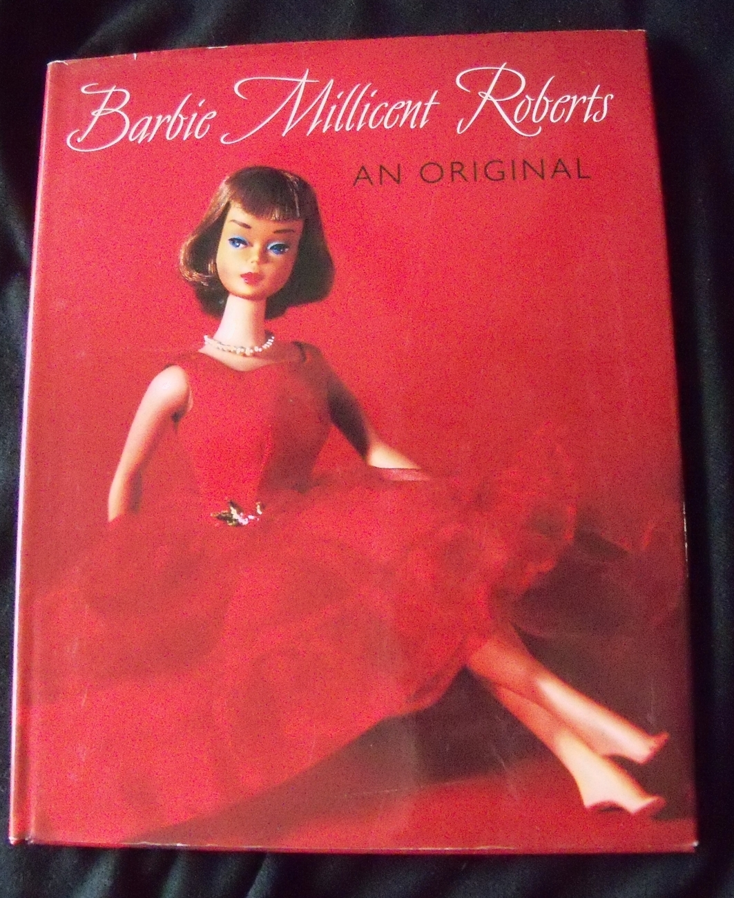 Barbie Millicent Roberts An Original Hardcover Book Illustrated Mattel Doll