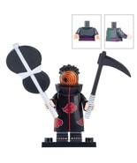 Uchia Madara Obito Tobi Akatsuki - Naruto Series Minifigures Block Toys - $2.99
