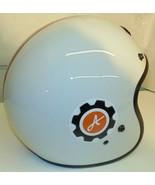 New White Retro Style Vintage Ariens Snowmobile Helmet Choose Size - $95.00