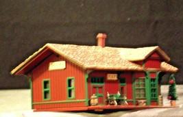 Hallmark Sarah Plain and Tall Collection The Hays Train Station 1994 AA-191768B image 2