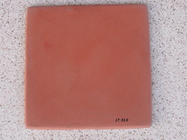 415-05 Red Concrete Cement Powder Color 5 Lbs. Makes Stone Pavers Tiles Bricks image 5