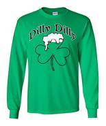 Dilly Dilly St Patrick's Day Shamrock Beer Mug  LONG SLEEVE Men's Tee Sh... - $11.54+