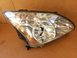 04-09 Lexus RX330 RX350 HID Xenon AFS Headlight Passenger Side RH POLISHED image 2