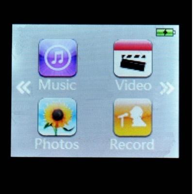 4GB Touch Screen 6th iPod Nano Style MP3 MP4 Player Black