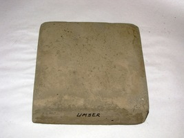 385-01 Umber Brown Concrete Powder Color 1 Lb.. Makes Stone Pavers Tiles Bricks image 2
