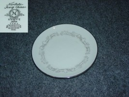 Noritake Marquis 4 Bread and Butter Plates - $9.98