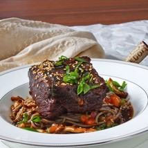 Grass Fed Beef Short Ribs, Boneless - 2 pieces, 3 lbs ea - $94.50