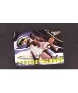 1997-98 Allen Iverson Skybox Reebok Card - $1.99