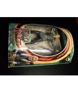 LOTR Legolas Dagger Arrow Actions 2001 Toy Biz Fellowship Still Factory ... - $15.99