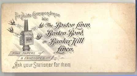 Bostonlinenblotter