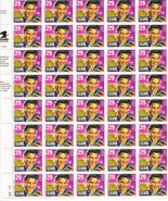 USPS Elvis Presley Commemorative Stamp Sheet - $24.00