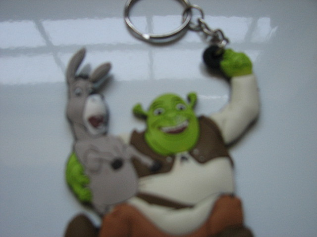 Giftco Shrek Key Chain