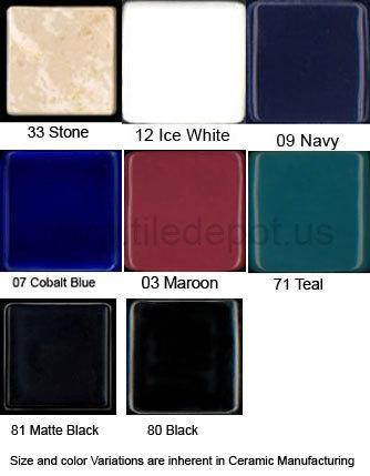 Porcelain Soap Dish - Cobalt Blue