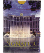 SIGNATURE Playing Cards, Brand New, Sealed - $4.95