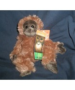 Orangutan plush with real sounds Animal Planet Rainforest - $14.95