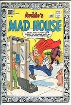 Archie's Mad House #37 1964-CAPTAIN SPROCKET-SABRINA-SCI-FI-HORROR-fn - $50.44