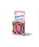 Jeleni Luj lip balm/ chapstick MINI SET -3 pack - FREE SHIPPING - $7.38