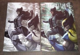 2 Marvel Generations #1 Comic October 2017 New Wolverine Fan Expo Canada... - $40.00