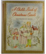 A Child's Book of Christmas Carols by Inez Bertail - $9.99