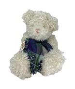 "Boyds Bears Plush Trundle Bear and Blankie Blanket 10"" - $17.82"