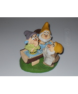 Disney Classics Snow White Dopey Getting Bath Figurine - $9.99
