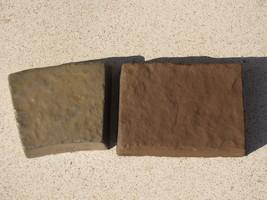 338-01 Chocolate Brown Concrete Powder Color 1 Lb. Makes Stone Pavers Tile Brick image 5