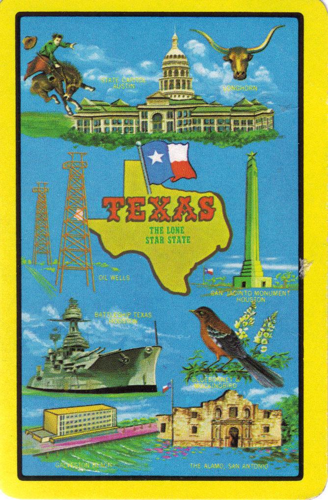 Play cards texas