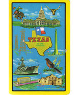 TEXAS The Lone Star State Playing Cards - $3.95