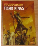 * Warhammer Armies Tomb Kings OOP - $10.00