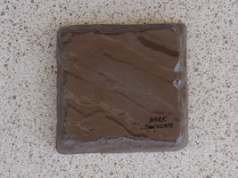 338-05 Chocolate Brown Concrete Powder Color 5 Lbs. Makes Stone Paver Tile Brick image 6