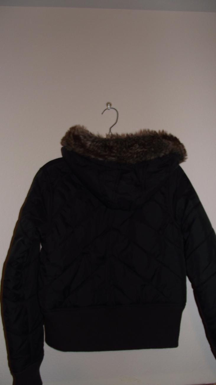 Roxy girls medium hooded jacket
