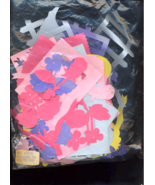 Free With Purchase~Big Bag Of Scrapbooking Paper Cutouts - $0.00