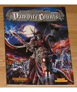 * Warhammer Armies Vampire Counts OOP - $10.00