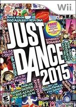 Ubisoft Just Dance 2015 (Nintendo Wii)-New - $18.66