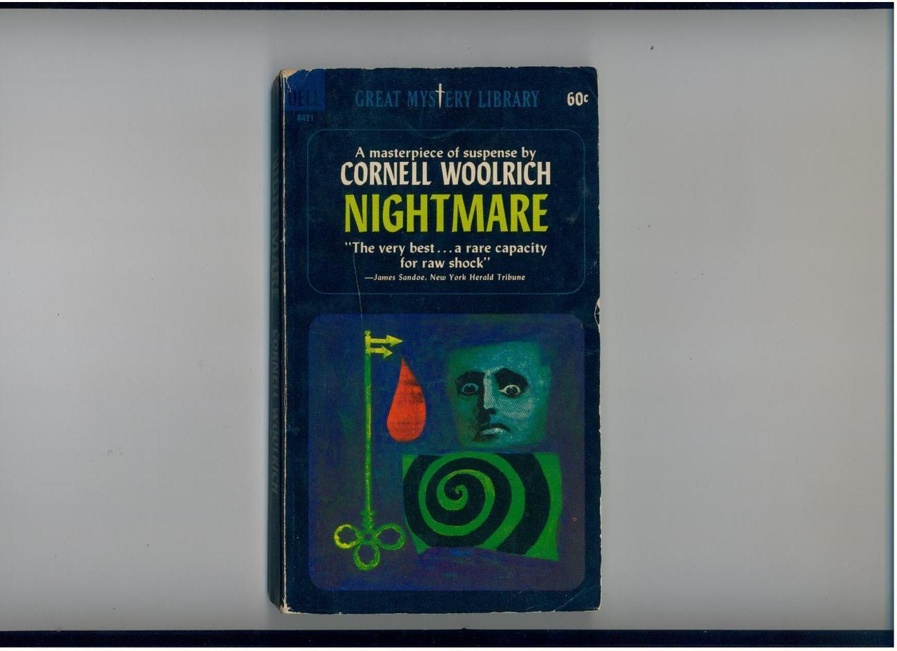 Woolrich - NIGHTMARE - 1964 - 6 suspense stories