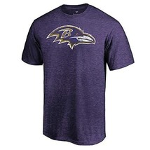 Majestic Men's Baltimore Ravens Vintage Tee, Size: Small, Purple - $28.00