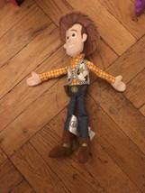 Disney Woody Toy Story 12 Inch Plush Doll Stuffed Toy  - $9.85