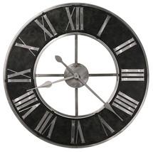Howard Miller 625-573 (625573) Dearborn Wall Clock - Blackened Steel - £244.44 GBP