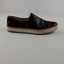 Ugg Australia Womens Casual Leather Blue Semi Brogue Sneaker Slip-on Sho... - $1.109,24 MXN