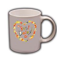 Personalized Custom Photo Father's Day Coffee Mug Gift #1 - $12.99