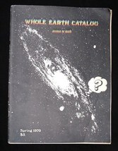 Whole Earth Catalog Access To Tools Spring 1970 Portola - $25.00