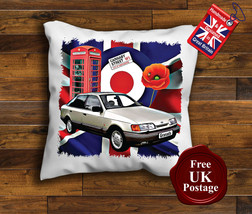 Ford Granada MK3 Cushion Cover, Granada MK3 Cushion, Union Jack, Target, Mod, - $9.01+