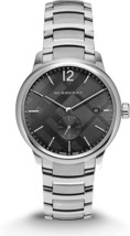 Burberry BU10005 The Classic Round Black Dial Bracelet Watch 40 mm - War... - $425.00