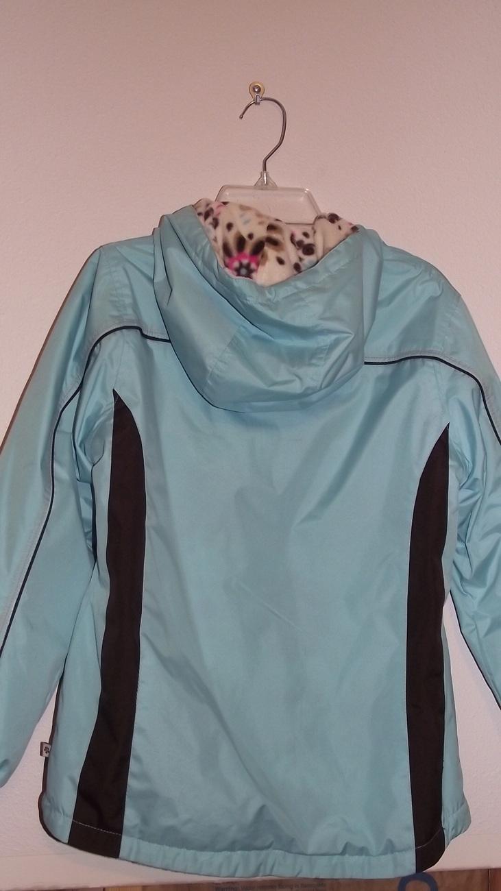 Girls reversible 10/12 jacket