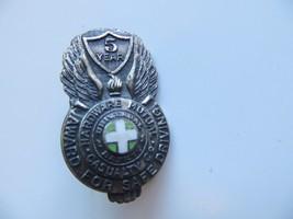 origninal Hardware Mutual Casualty Company,5 year driving award pin badge - $23.75